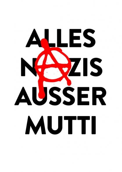 Alles Nazis außer Mutti